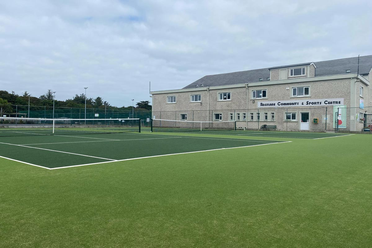 Rosslare Community and sports Centre